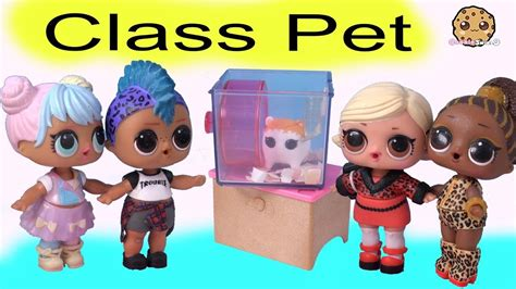 class pet lol surprise punk boi playmobil play