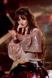 Camila Cabello Performing The Iheartradio Festival