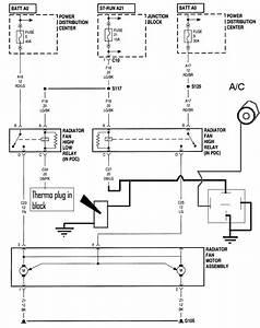 Hayden Thermostatic Fan Control Wiring Diagram
