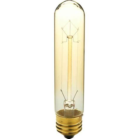 progress lighting 40 watt t10 e26 medium base vintage