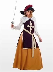 Kostüm Musketier Damen : d 39 artagnans tochter kost m musketier verkleidung ~ Frokenaadalensverden.com Haus und Dekorationen
