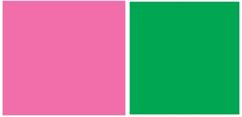 pink complementary color challenge with complementary colors