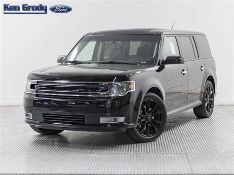 New 2018 Ford Flex Sel Sport Utility In Carlsbad #90398