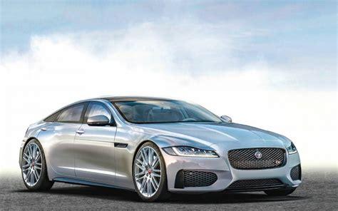 Jaguar: The Future 2019-2020 Jaguar XJ Design Photo - Grab ...