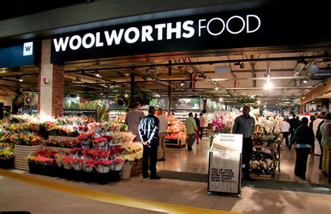 woolworths limited asxwow system outage  trading news