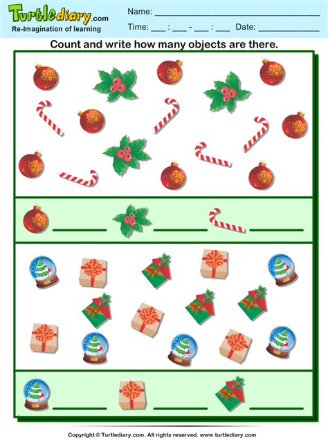 count   candy cane   worksheet turtle diary