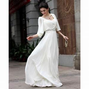 top robes blog robe longue blanche soiree pas cher With longue robe blanche pas cher