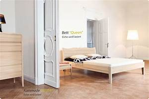 Queen Bett : bett queen moon m belmanufaktur ~ Watch28wear.com Haus und Dekorationen