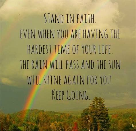 Best leap of faith quotes selected by thousands of our users! Pray for God's strength to help you. | Right time quotes, Motivational quotes for life, Keep the ...
