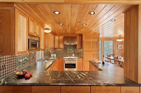 cozy cabin retreat combines warmth  wood   bright