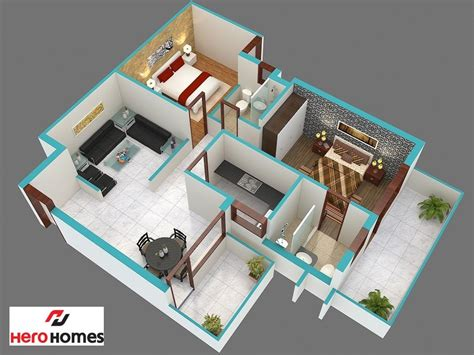 godrej kitchen interiors homes sector 104 gurgaon residential project