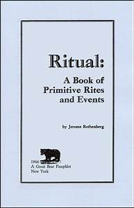 Ritual: A Book of Primitive Rites and Events | Primary ...