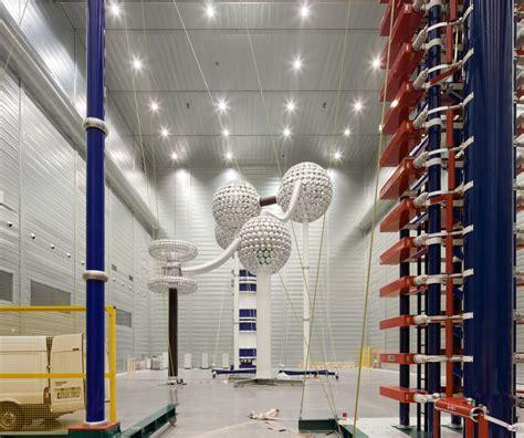 Hochspannungslabor In Mungia by Hochspannungslabor In Mungia Elektro Sonderbauten