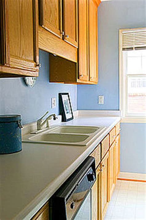 galley kitchen makeovers before and after a sweet galley kitchen makeover 1165