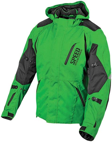 Green Motorcycle Jackets Jackets