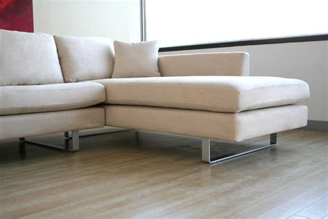 cream microfiber sectional sofa wholesale interiors microfiber sectional sofa td7814 kf 08 at homelement