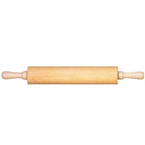 mathon cuisine rouleau à pâtisserie en hêtre 24 cm rouleaux et