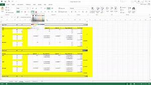 Sample Excel Templates  Build Decision Tree In Excel