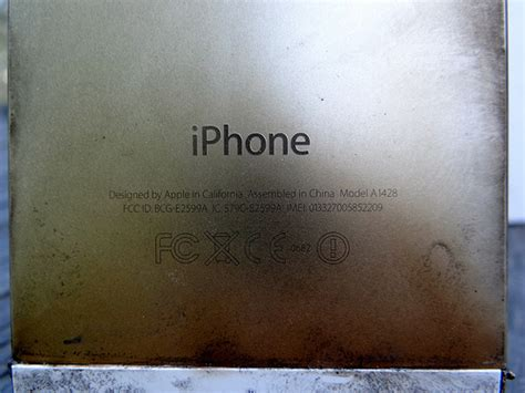 iphone 5 serial number microwaved iphone 5 serial number video here www Iphon