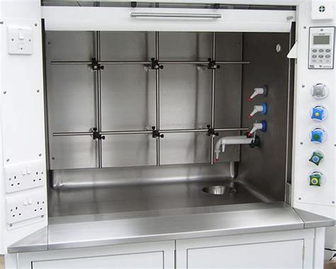 Fume Cupboard Maintenance by Radio Isotope Radioactive Fume Cupboards Tcs Ltd