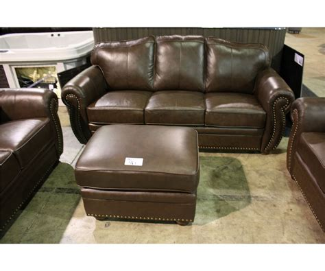 Who Makes Pottery Barn Turner Sofa by Leather Studded Sofa Leather Studded Sofa Black I M In