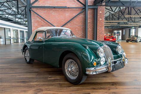 jaguar xk  drophead coupe richmonds classic