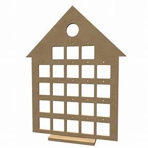 Calendrier De L Avent Maison : calendrier de l 39 avent en carton ~ Preciouscoupons.com Idées de Décoration