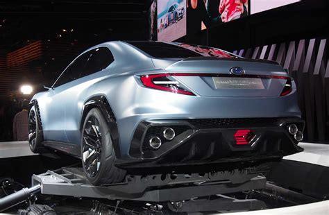 subaru wrx sti 2020 concept 2020 subaru wrx sti concept exterior interior release