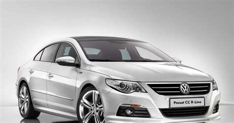 2012 Volkswagen Passat Cc Review
