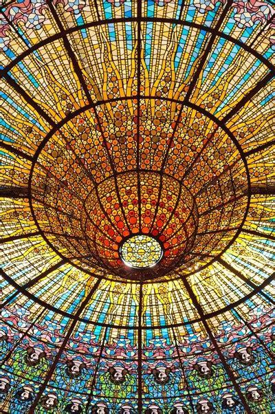 beautiful stained glass windows   world