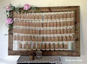 Table Mariage Champetre : 1000 images about les jolis mariages 2015 on pinterest ~ Melissatoandfro.com Idées de Décoration
