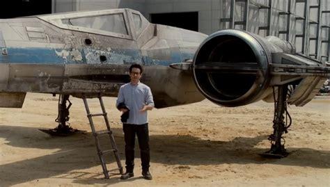 J.j. Abrams With Star Wars