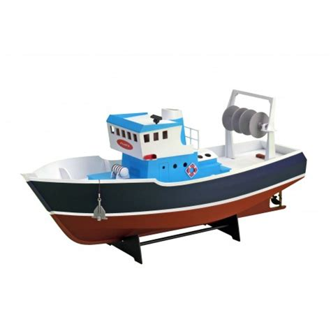 Wooden Model Fishing Boat Kits by Wooden Model Ship Kit Tug Fishing Boat Atlantis 1 15