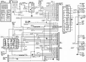 Wiring Schematics For Dash In A 1992 Cadillac Sts