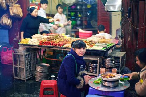 hawker cuisine food in the of international tourists