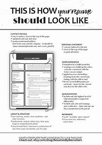 How Should My Resume Look How Your Cv Should Look Like Professional Well