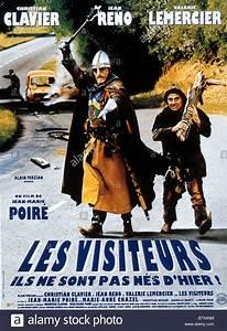 Ok Les Visiteurs : les visiteurs visiteurs les the visitors ann e 1992 france affiche stock photo royalty free ~ Medecine-chirurgie-esthetiques.com Avis de Voitures