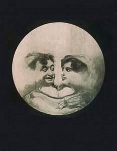 Vintage Moon Illustrations - Hot Girls Wallpaper