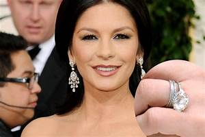 most expensive celebrity engagement rings With catherine zeta jones wedding ring