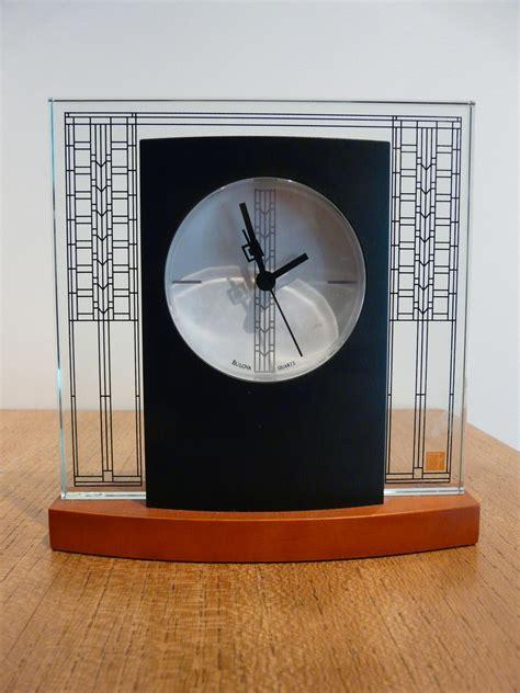 bulova frank lloyd wright clock bulova frank lloyd wright clock collectors weekly 7994
