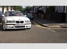E36 Coupe BMW White best simple tuning good inspiration