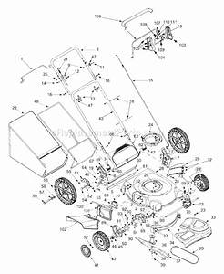 Yard Man 12as569t401 Parts List And Diagram