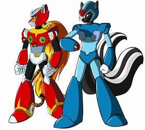 Megaman X & Zero Cosplay by MasterZero — Weasyl