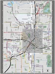 Atlanta Marta Map Downtown