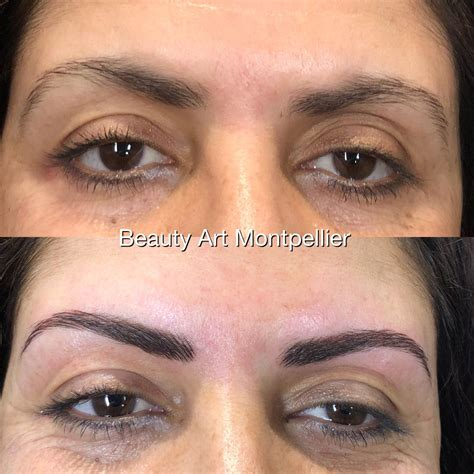 Maquillage Permanent Sourcil Montpellier (10)  Beauty Art