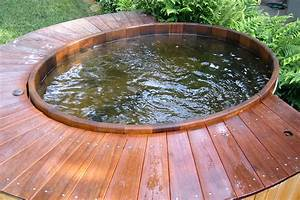 Cedar Hot Tub : round western red cedar hot tubs robert 39 s hot tubs ~ Sanjose-hotels-ca.com Haus und Dekorationen