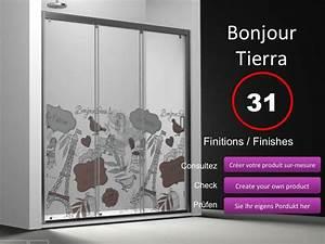 Porte De Douche 100 Cm : paroi de douche longueur 100 porte de douche 3 panneaux ~ Melissatoandfro.com Idées de Décoration