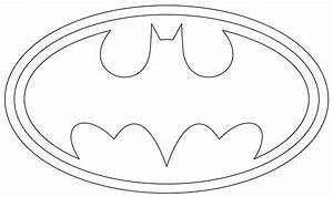 Batman cake stencil clipart best for Batman template for cake