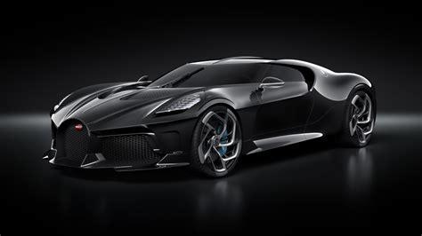 bugatti la voiture noire   wallpaper hd car