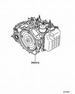 Auto Transmission Assy For 2002